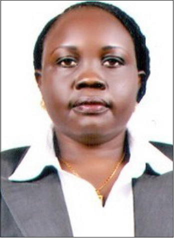 007 Hon SOPHIA PAL GAI Minister for Water Resources and Irrigation South Sudan