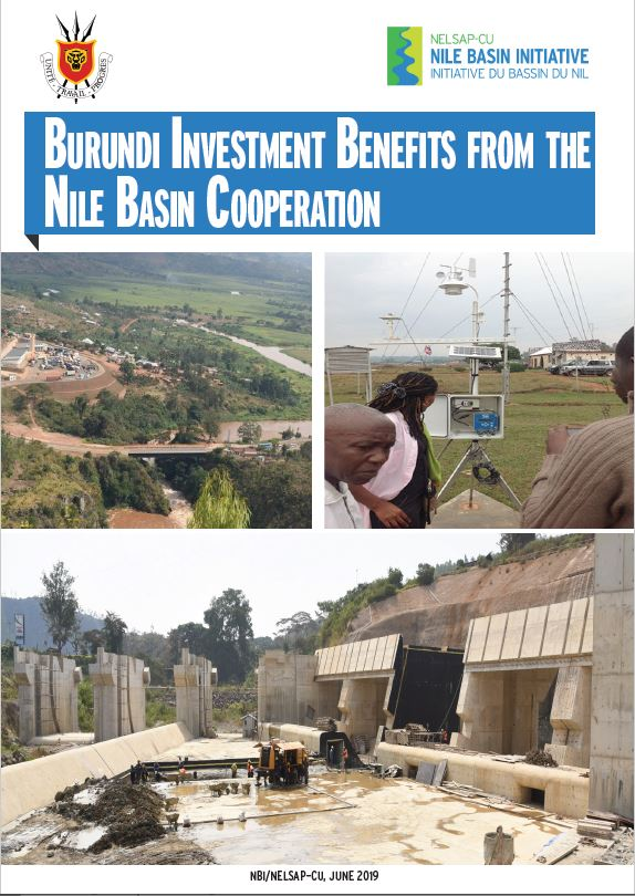 Cover Burundi Investment Benefits from NBI