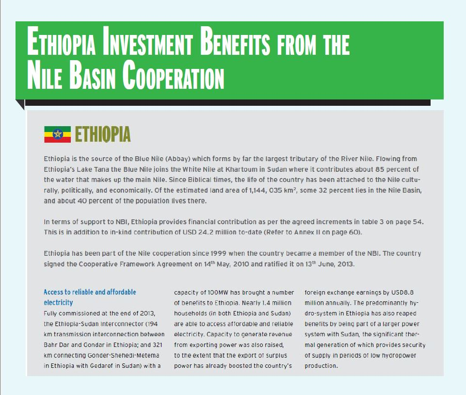 Cover Ethiopia Benefits