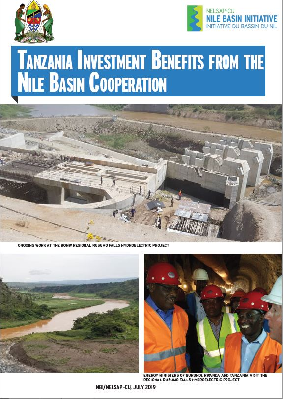 Cover Tanzania Investment Benefits from NBI Cover