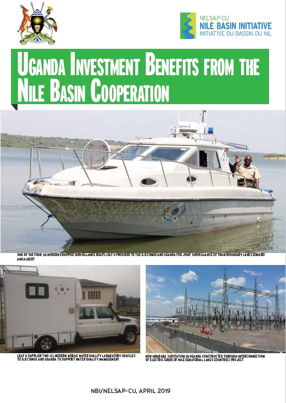 Cover Uganda Investment Benefits from NBI