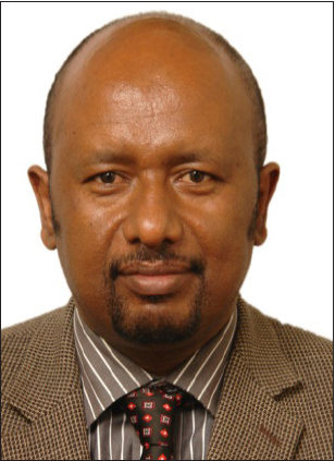 004 HE Dr ENG SELESHI BEKELE Minister for Water Irrigation and Electricity Ethiopia