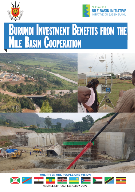 Burundi Investment Benefits from the Nile Basin Cooperation