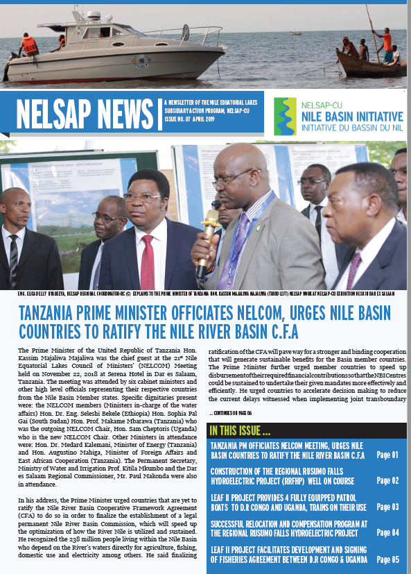 NELSAP NEWSLETTER ISSUE 07 APRIL 2019