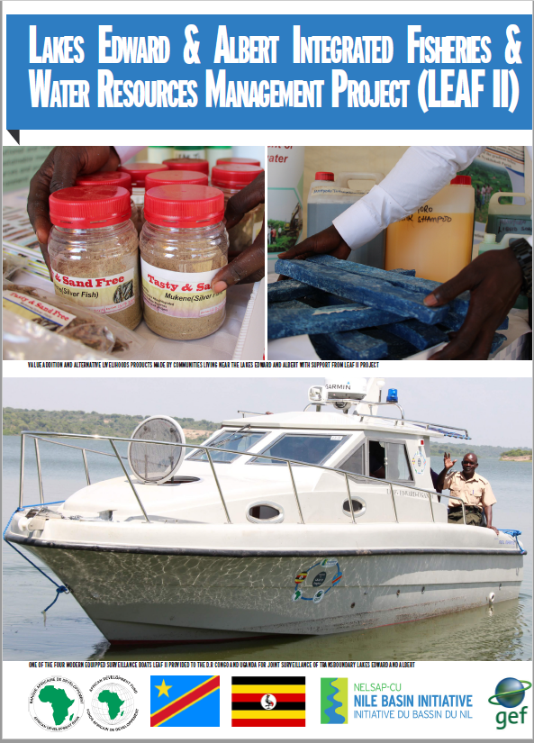 Lakes Edward & Albert Integrated Fisheries and Water Resources Management Project (LEAFII)